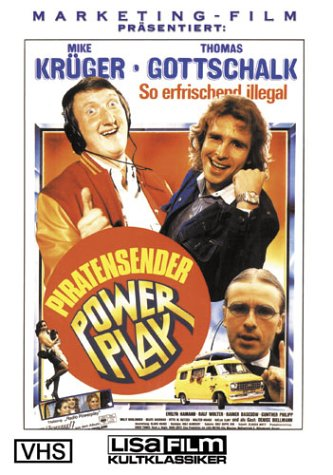 Piratensender Powerplay [VHS]