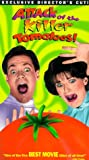 Attack of the Killer Tomatoes [VHS]