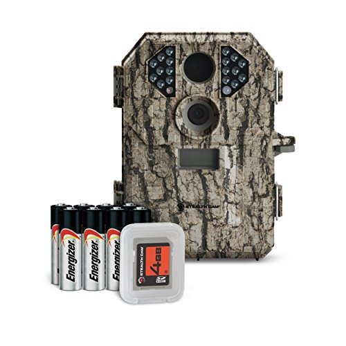 Stealth-Cam-P18-7-Megapixel-Compact-Scouting-Camera-with-Batteries-and-SD-Card-Camouflage