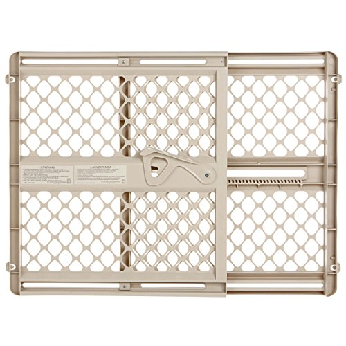 buy Supergate Ergo Pressure or Hardware Mount Plastic Gate, Sand for sale
