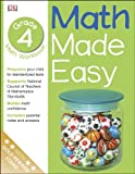 img - for Math Made Easy: Fourth Grade Workbook (Math Made Easy) book / textbook / text book