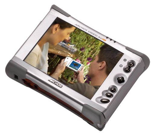 Archos AV380 80 GB Personal Video  MP3 Jukebox Player  Recorder w Digital Video RecorderB0000TPRD6
