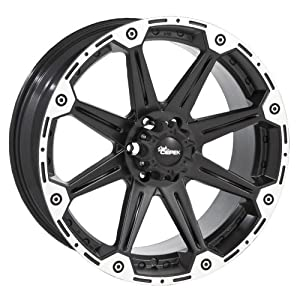 "Dick Cepek Torque Flat Black Wheel (18x8.5""/8x6.68"")"