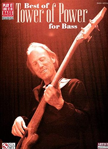 Best of Tower of Power for Bass (Tab)