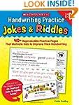 Handwriting Practice: Jokes & Riddles...