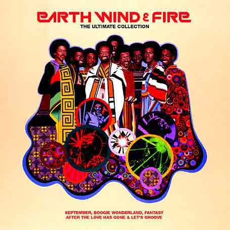 Earth Wind & Fire - The Ultimate Collection - Zortam Music