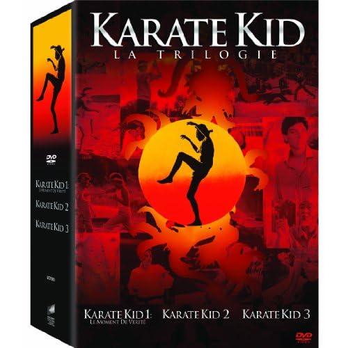 Cofre trilogia Karate Kid [Francia]