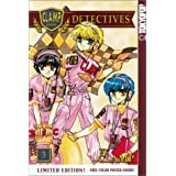 Clamp School Detectives, Book 3 ~ Clamp