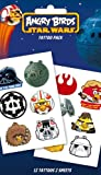 Official Angry Birds Star Wars Temporary Tattoos (Sqawk)