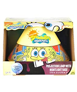 SpongeBob SquarePants Projector Light