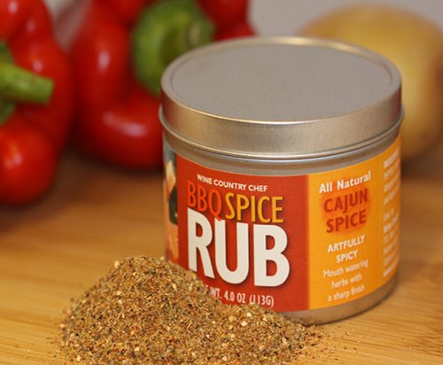 BBQ Cajun Spice Rub