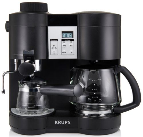 Krups xp160050 coffee maker and espresso machine New coffee machine
