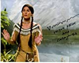 MIZUO PECK signed autographed NIGHT AT THE MUSEUM SACAJAWEA photo