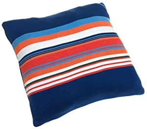 Tommy Hilfiger Decorative Bed Pillows : Amazon.com - Tommy Hilfiger Trevor Knit Stripe Decorative Pillow - Throw Pillows
