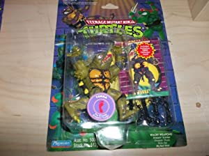 Teenage Mutant Ninja Turtles Tokka Action Figure