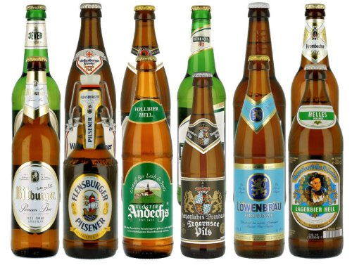 Beers of Europe - German Lager Mixed 12 - Germany - 0%