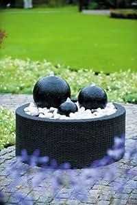 Ubbink - Fontana accessorio con giochi d'acqua DECOWALL ...
