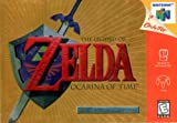 The Legend of Zelda: Ocarina of Time - Collector's Edition for N64