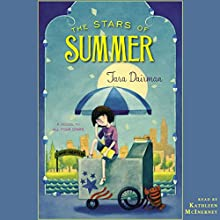 The Stars of Summer: All Four Stars, Book 2 Audiobook by Tara Dairman Narrated by Kathleen McInerney