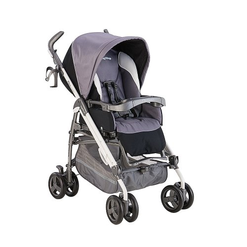 Baby's Store |   Peg-Perego Pliko Switch Stroller, Titanio from ibabystore.net