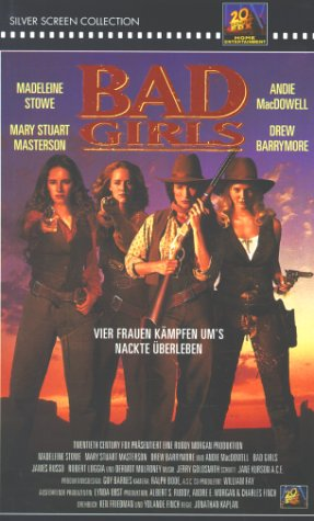 Bad Girls [VHS]