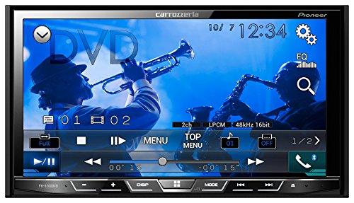 カロッツェリア(パイオニア) カーオーディオ 2Dメインユニット  FH-9200DVD