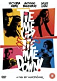 NEW Tie Me Up! Tie Me Down! (1980) (DVD)