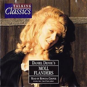Moll Flanders | Livre audio