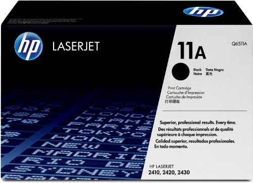 Hp 11A (Q6511A) Toner Cartridge (Black) In Retail Packaging back-903690