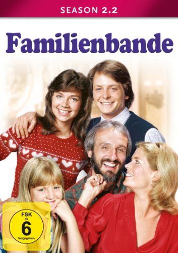 Familienbande - Season 2.2 [2 DVDs]
