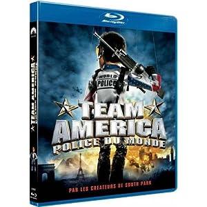 Team America - Police du monde [Blu-ray]