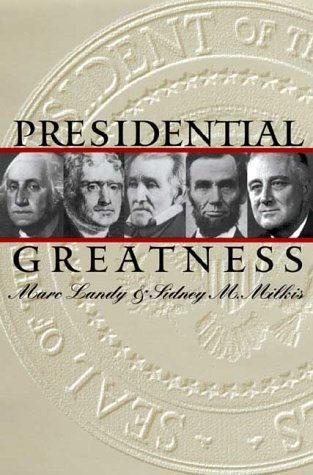 Presidential Greatness PDF