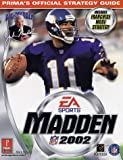 Madden NFL 2002: Prima's Official Strategy Guide (0761536744) by Cohen, Mark