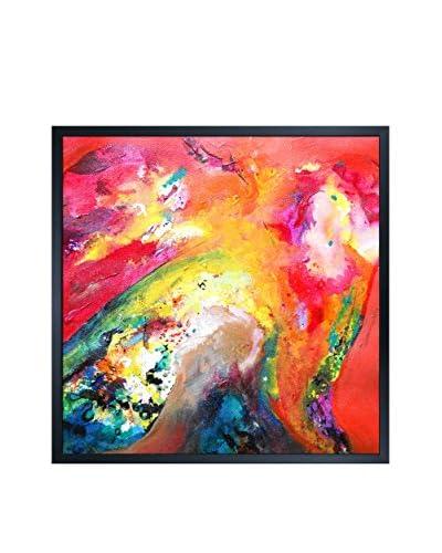 Sanjay Punekar Harmony Framed Print on Canvas