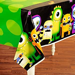 Amscan International Plastic Table Cover Boo Crew