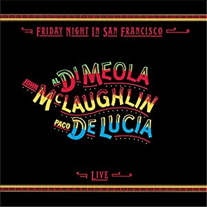 Friday Night in San Francisco - Live