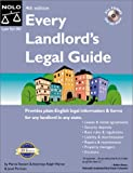 img - for Every Landlord's Legal Guide (Book & CD-ROM) book / textbook / text book