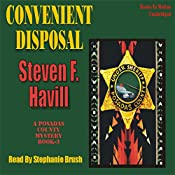 Convenient Disposal: A Posadas County Mystery | Steven F. Havill