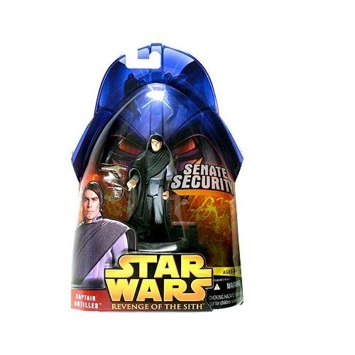 Star Wars: Revenge of the Sith Captain Antilles (#51) Action Figure