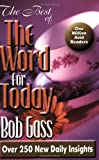 img - for The Best of the Word for Today book / textbook / text book