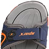 Sparx-Mens-SS425-Series-Navy-Blue-Orange-Synthetic-Casual-Floater-Sandals