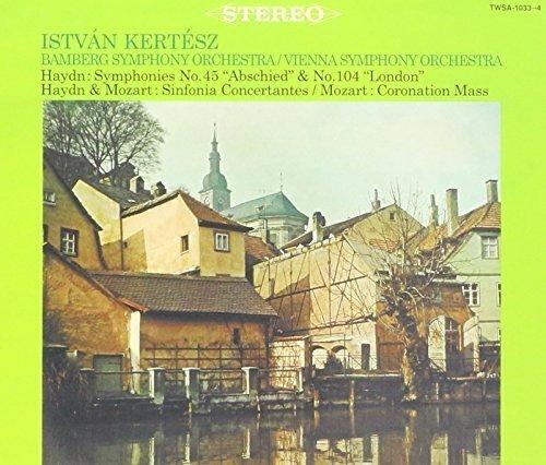 SACD : ISTVAN KERTESZ - Eurodisk Recordings - Haydn & Mozart: Limited