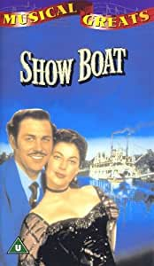 Show Boat [VHS] [Import allemand]