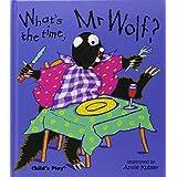 "What's the Time, Mr. Wolf? [With Finger Puppet]von ""Annie Kubler"""