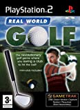 GameTrack Real World Golf French packaging - Playstation 2