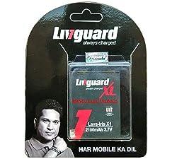 Lava Iris X1 Battery By Livguard
