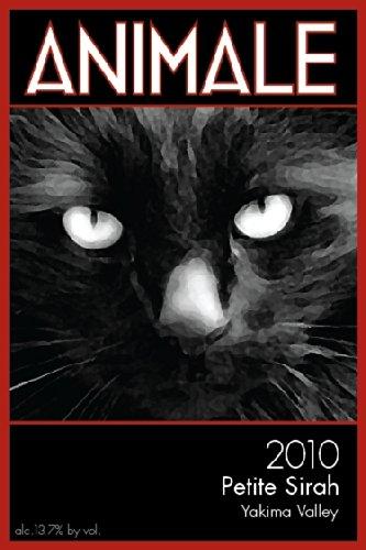 2010 Animale Yakima Valley Petite Sirah 750 Ml