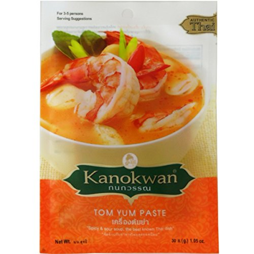 tom-yum-paste-thai-authentic-new-herbal-spicy-sour-soup-net-wt-30-g-105-oz-kanokwan-brand-x-3-bags
