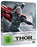 Image de Thor - the Dark Kingdom - 3d+2d - Steelbook - Limi [Blu-ray] [Import allema