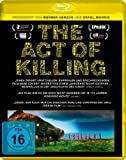 DVD Cover 'The Act of Killing  (OmU) [Blu-ray]